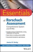Essentials of Rorschach Assessment
