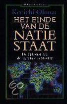 EINDE VAN DE NATIESTAAT DR 1
