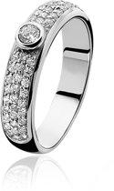 Zinzi - Zilveren Ring - Maat 60    ZIR763-60