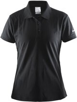 Craft Polo Shirt Pique Classic Women black 42