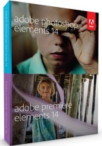 Adobe Photoshop Elements 14 & Adobe Premiere Elements 14 - Engels / PC / MAC