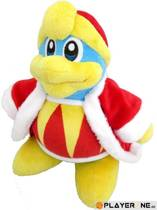 Figurines NINTENDO - SUPER MARIO - KING DEDEDE Plush 26 Cm