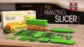 Herzberg Groenten en Fruit Snijder - HG-5016 - Amazing Slicer Keukenmandoline