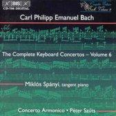 Cpe Bach - Keyb.Conc 6