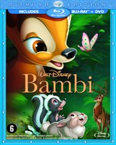 Bambi (Diamond Edition) (Blu-ray+Dvd Combopack)