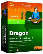 Dragon Naturally Speaking 10.0 Standard NL
