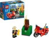 LEGO City Brandweermotor - 60000