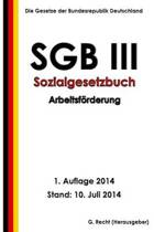 Sgb III - Sozialgesetzbuch - Arbeitsf rderung