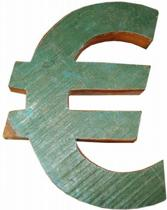 Otentic Design Decoratief object Euro teken