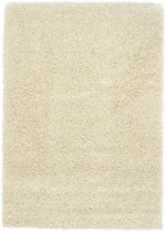 Vloerkleed Shaggy Plus 903 Cream 200cm-Round