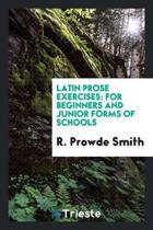 Latin Prose Exercises