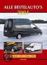 Alle bestelauto's 2004