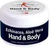 Lucovitaal - Hand & Body crème - 200 milliliter - Bodycrème