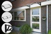 Weerbestendig Deurluifel Afdak - Voordeur Luifel Overkapping - Voordeurluifel - 100x80cm