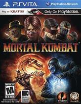 Warner Bros Mortal Kombat, PS Vita