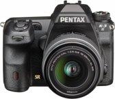 Pentax K-3 II + SMC PENTAX-DA 18-55mm