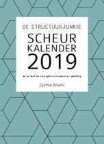 2019 de structuurjunkie scheurkalender