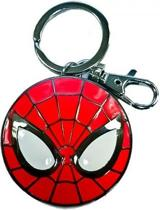 MARVEL - 3D Metal  Keychain Blister Box - Spider-man Logo