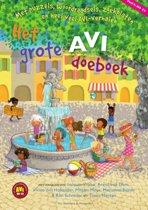 Boek cover Het grote AVI doeboek deel 4 van  (Paperback)