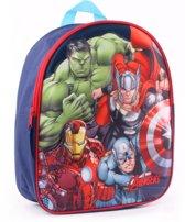 Marvel Avengers 3D Rugzak voor Kinderen