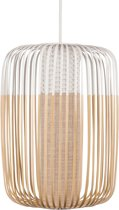 Forestier Bamboo Light Hanglamp Large Wit