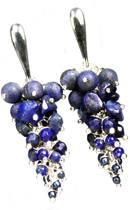 Bela Donaco Oorbellen Blue Jeans - Lapis Lazuli