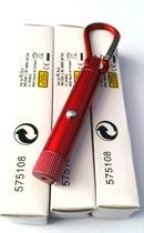 Laserpen Keychain rood