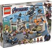 LEGO Marvel Avengers: Endgame Strijd bij de Basis van de Avengers - 76131