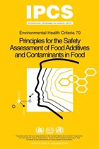 Principles for the Safety Assessment of Food Additives and Contaminants in Food