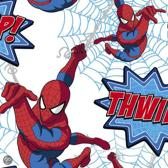 Dutch Wallcoverings Papierbehang - Disney -  Spiderman Twhipl
