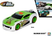Road Rippers Maximum Boost Groen Wit - Speelgoedauto