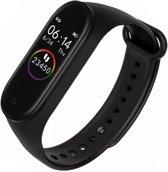 M4 - Smartwatch-Android-Ios-Dames-Heren-Zwart