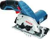 Bosch Professional GKS 12 V-LI Accu cirkelzaag - 26,5 mm zaagdiepte - Zonder accu en lader