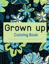 Grown Up Coloring Book 7
