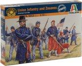 Italeri - Union Infantry / Zuaves 1:72 (Ita6012s)