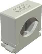 OBO drukzadel 2037, kunstst, grijs, diam 18 - 30mm, 1 kabels/buizen