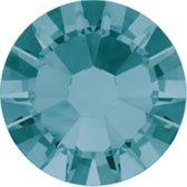 Swarovski kristallen SS 34 ( 7,1 mm ) Blue Zirkon ( 25 stuks )