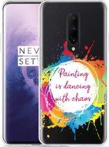 OnePlus 7 Pro Hoesje Painting