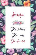 Jennifer Journal