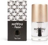 Top Coat by Mo You London