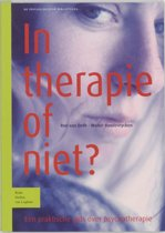 In Therapie Of Niet ?