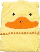 Skip Hop - Zoo capuchon handdoek Eend - Geel
