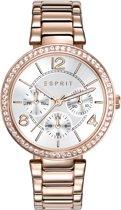 Esprit ES108982003 - Horloge - Staal - 36 mm - Rosékleurig