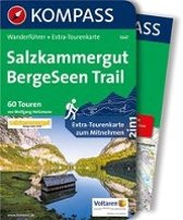 WF5647 Salzkammergut BergeSeen Trail Kompass