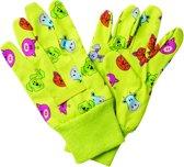 Kinder tuinier handschoenen katoen