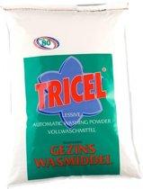Tricel gezins wasmiddel 10 KG