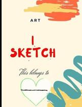 I Sketch: Your Favorite Book of Art