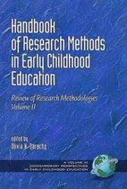 Handbook of Research Methods in Early Childhood Education, Volume II