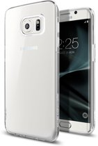 Spigen Liquid Crystal Case Samsung Galaxy S7 edge - 556CS20032 - Crystal Clear