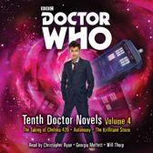 Doctor Who: Tenth Doctor Novels Volume 4